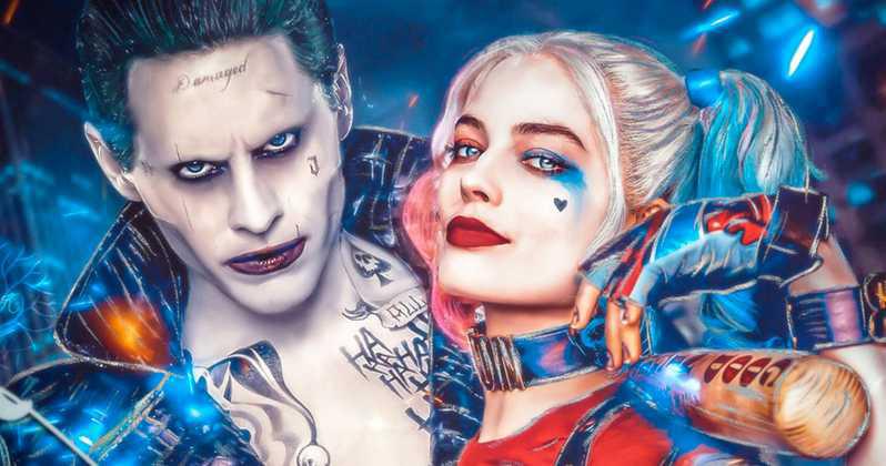 Her love with Joker