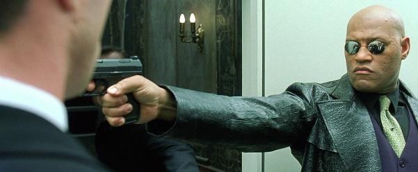 Morphius The Matrix